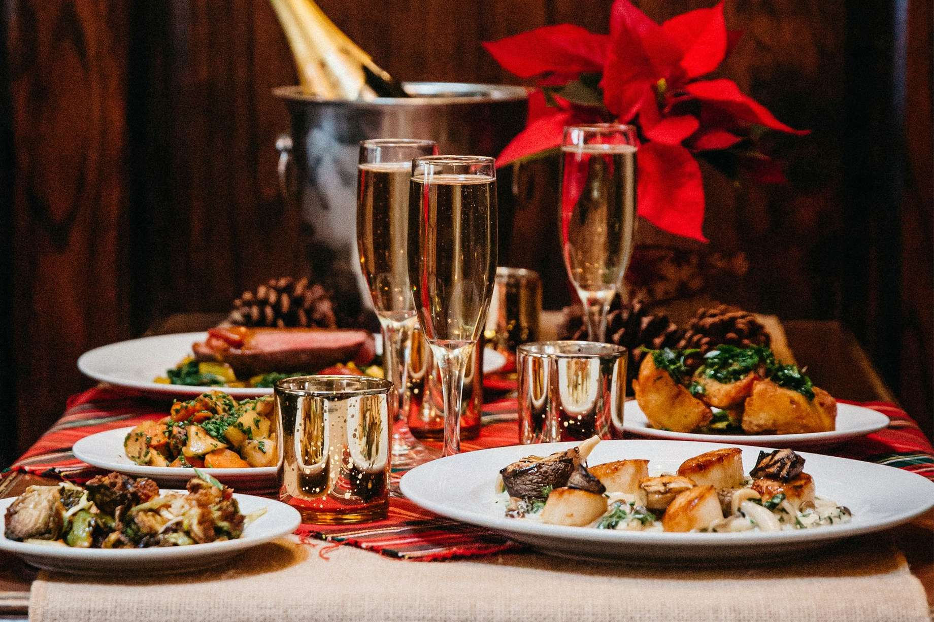 Restaurants Open on Christmas Day 2019