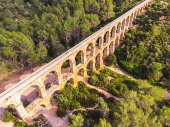 Tarragona Roman bridge