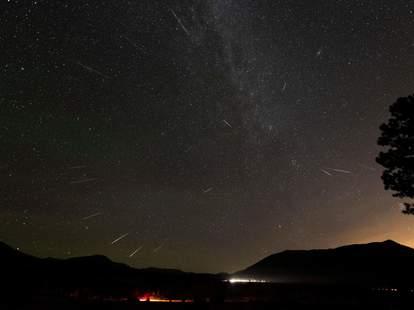 Ursid Meteor Shower 2019