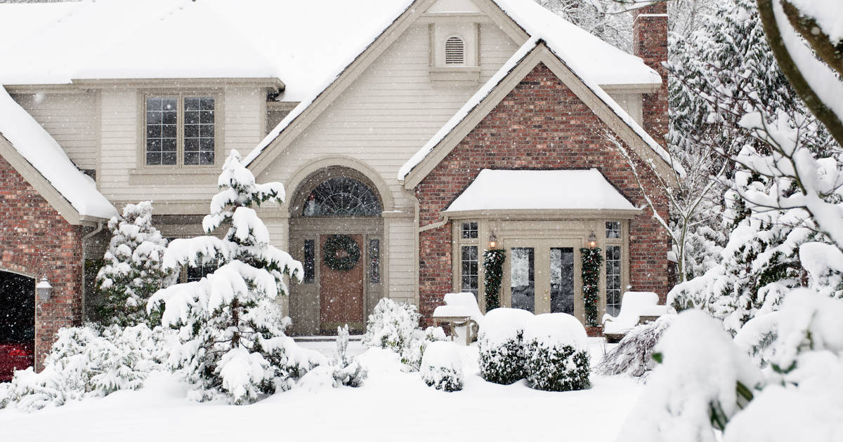 Christmas Weather Forecast 2019 Will It Snow On Christmas This Year Thrillist