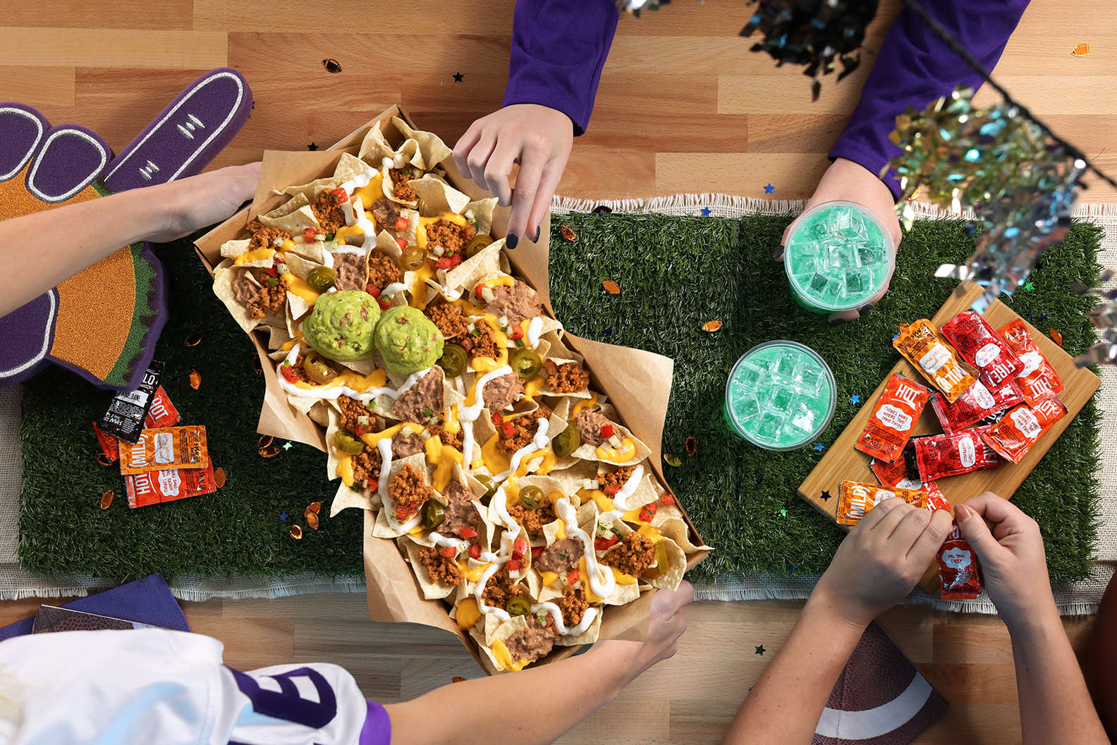 taco bell party box price