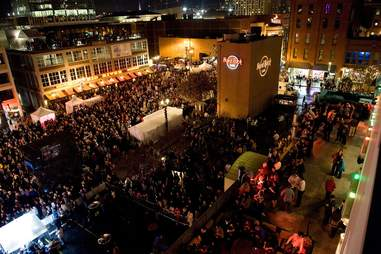 Hard Rock Cafe Nashville (Nashville, TN)
