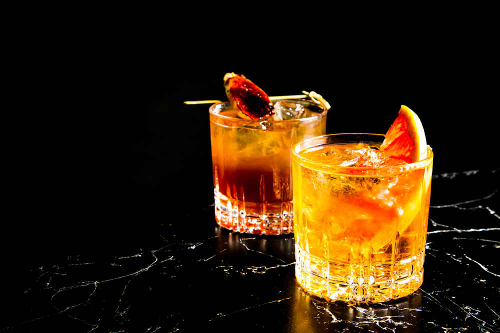 Destination Cocktails Steal the Show at a New Burlesque Restaurant on Bowery