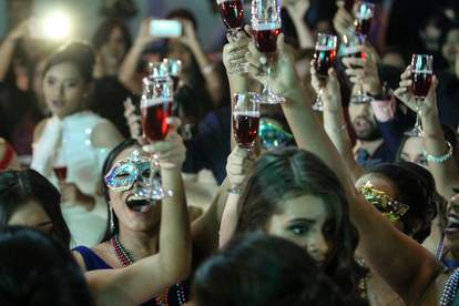 Better Sorts Social Club Masquerade