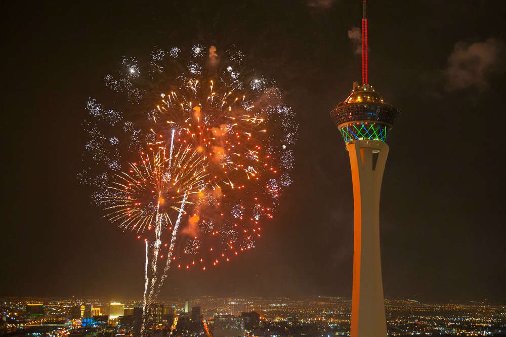 Best Las Vegas New Year S Eve Parties Events This Year To Celebrate Thrillist