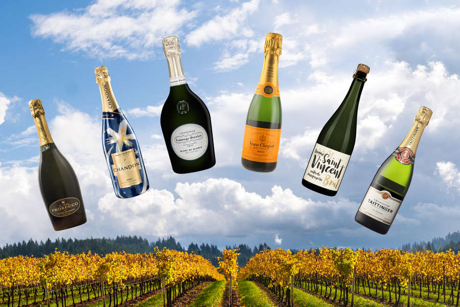 The Best Bubbly Libations Under $90 for Any Occasion