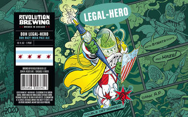 Legal-Hero Revolution Brewing
