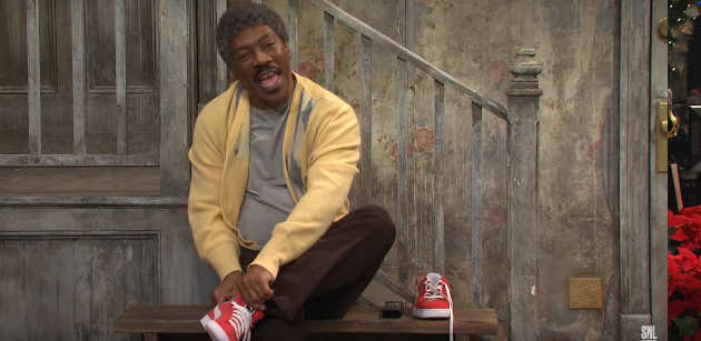 Eddie Murphy Resurrects Mr. Robinson in Hilarious 'SNL' Sketch