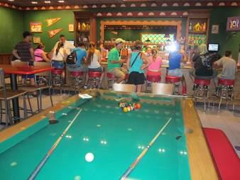 Moe's Tavern At Universal Studios