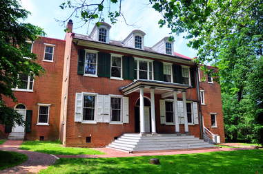 Wheatland mansion