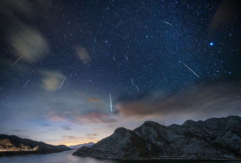 Eyes On The Skies - Spectacular Double Meteor Shower Set to Put on a Dazzling Display Tmg-article_default_mobile