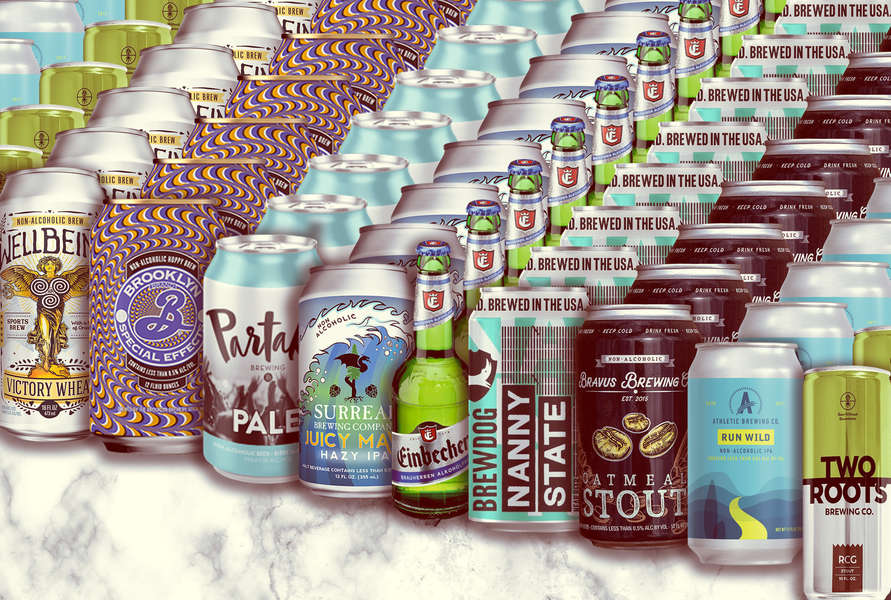 The Best Non-Alcoholic Craft Beers