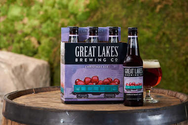 Christmas Ale Great Lakes Brewing Company
