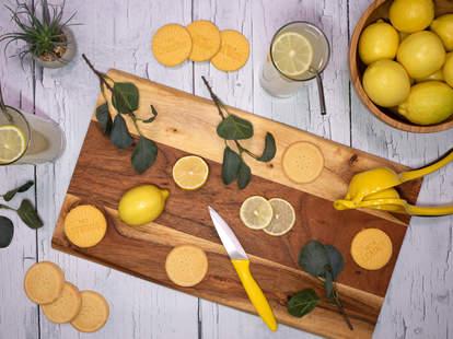 girl scout cookies lemon lemonades
