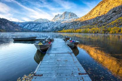 Silver Lake by June Lake