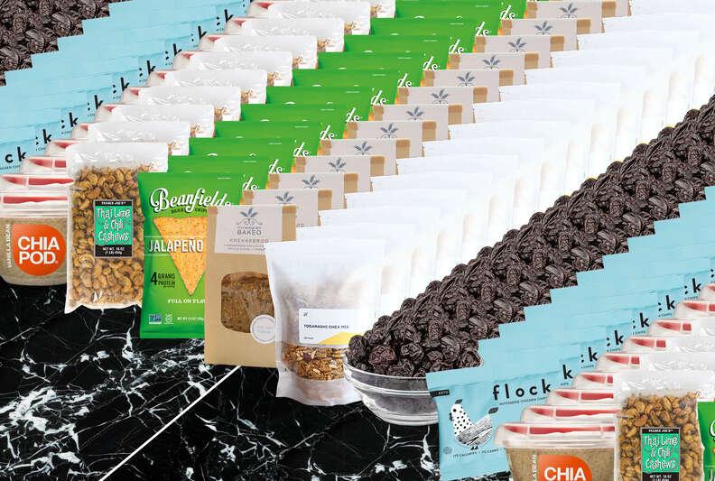desk snacks