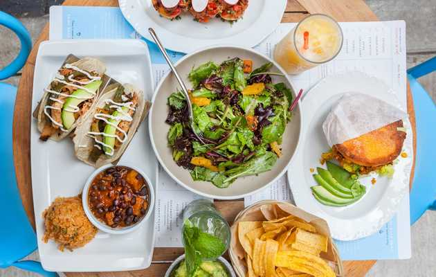 Philly's Best Restaurants for Vegans and Vegetarians