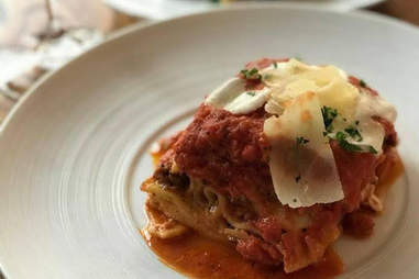 spork lasagna