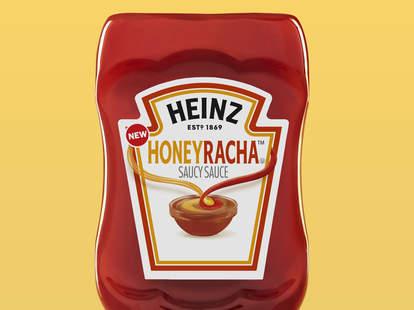 heinz sriracha honey new condiment sauce