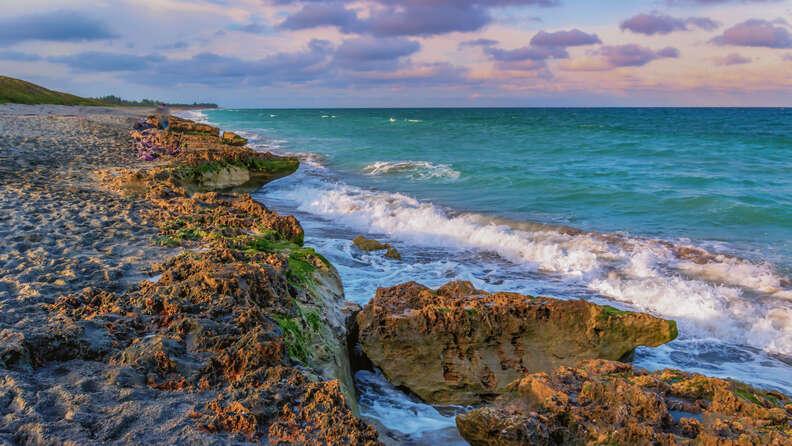 Blowing Rocks, Florida