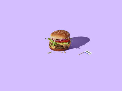 impossible foods beyond meat mcdonald's deal