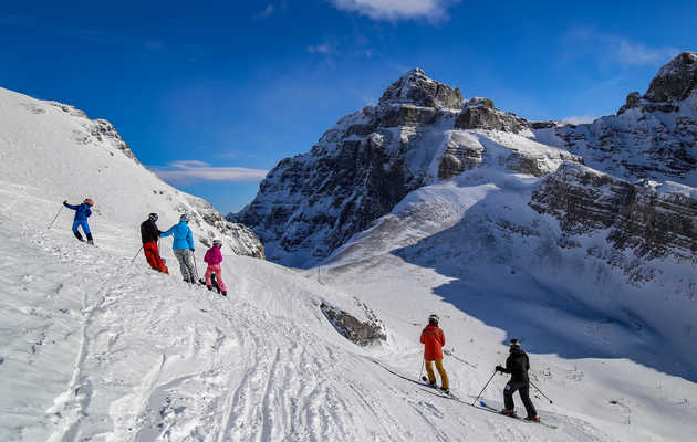 Banff is One of North America's Best Skiing Destinations. Here's How to Find the Perfect Resort For You.