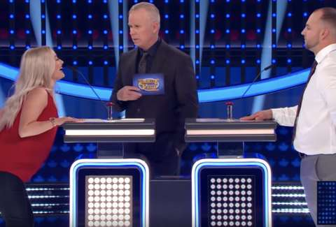Chicken to Losing Family Feud