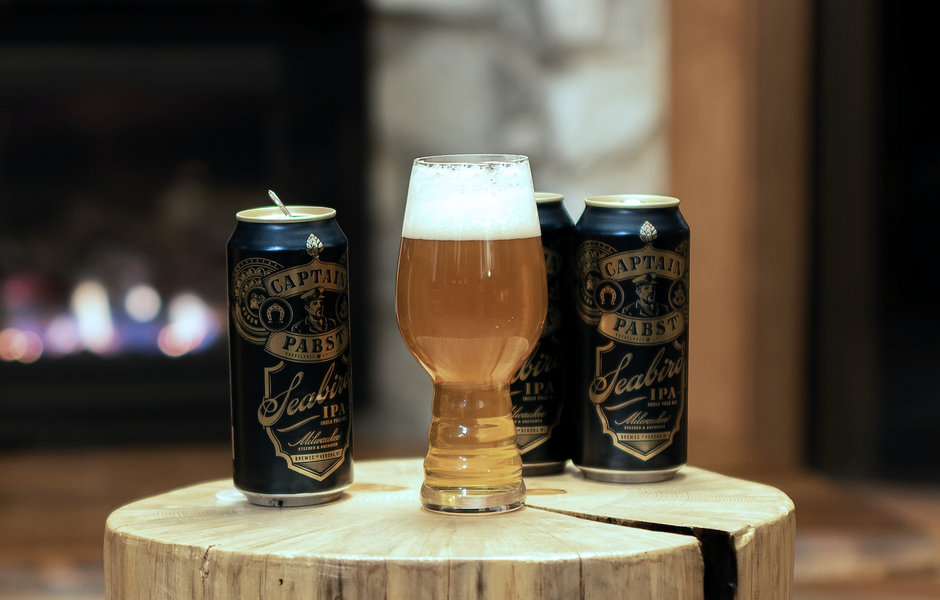 Pabst Just Announced Its First IPA & a Whole New Look