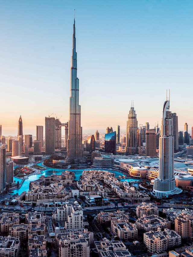 Explore and Experience Dubai - Extreme Sights and Tourist