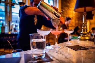 The Longfellow Bar at Alden & Harlow