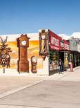 Mural in Las Vegas Arts District