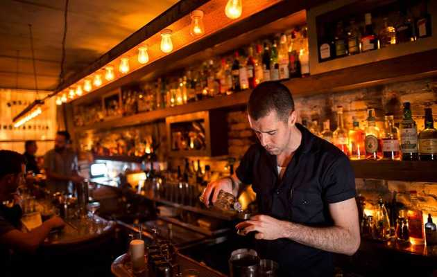 The Best Speakeasy-Themed Bars in New York City