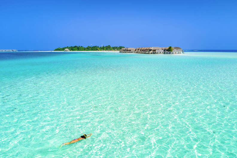 Maldives, Mahibadhoo