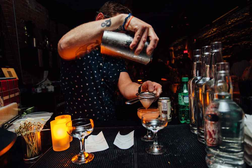 The Best Cocktail Bars in Boston