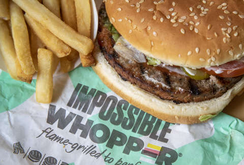 burger king deal promotion impossible whopper