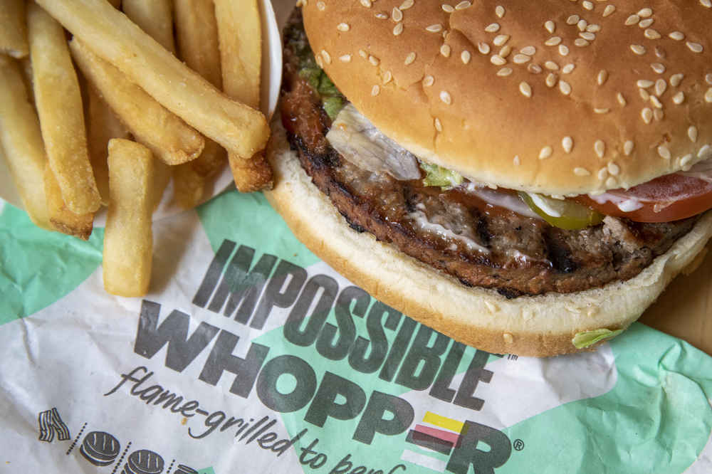 Burger King Just Added Impossible Whoppers to Its 2-for-$6 Deal