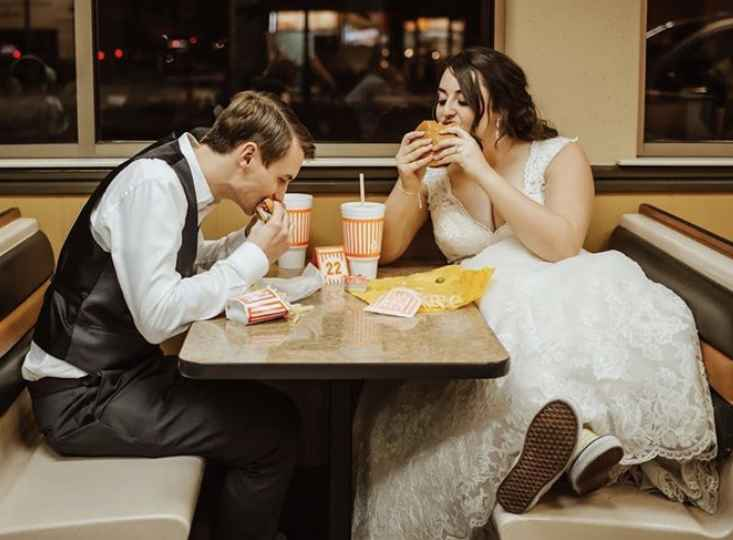 You Can Win an All-Expenses-Paid Whataburger Wedding & $5,000 for a Honeymoon