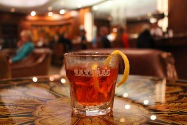 The Sazerac Bar