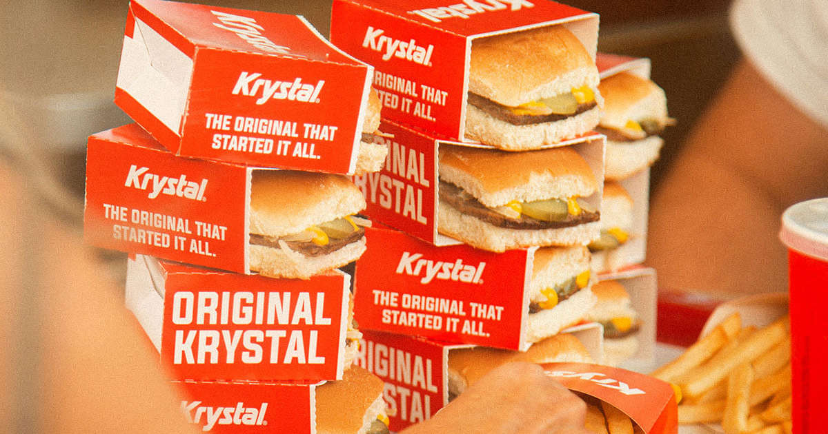 Southern Fast Food Favorite Krystal Is Filing for Bankruptcy, but Hope Isn't Lost