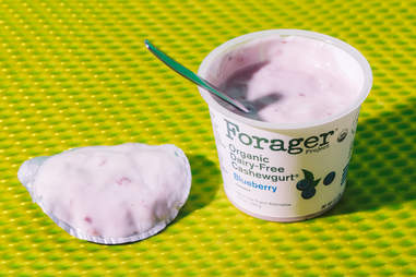 Forager yogurt