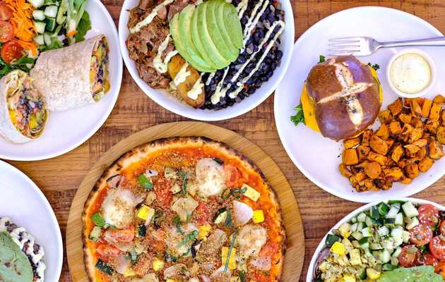 Where to Find Miami's Most Delicious Vegan & Vegetarian Food