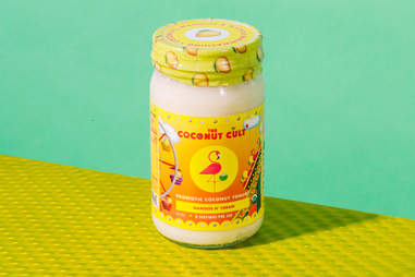 Coconut Cult yogurt