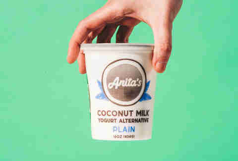 Anita's yogurt