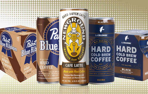 These Are the Hard Coffee Drinks We're Excited About