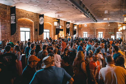 Lakefront Brewery Beer Hall