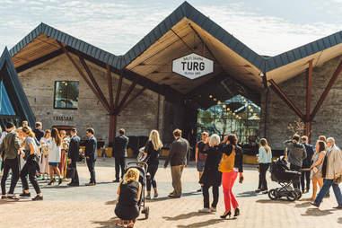 Balti Jaama Turg, Tallinn, Estonia