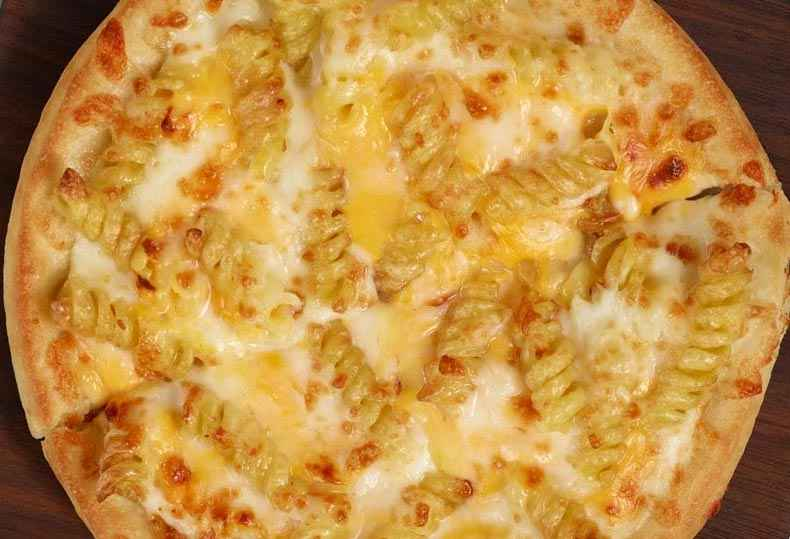 Pizza Hut Is Selling Mac & Cheese-Topped Personal Pizzas at Target