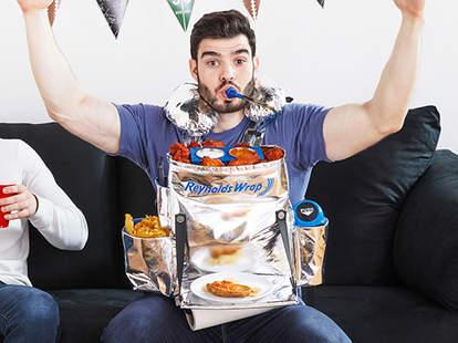 reynolds wrap hunger harness 2020