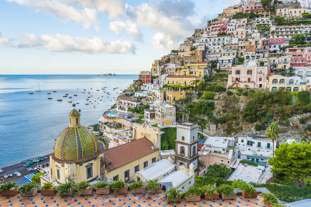 The Italian Coast You've Been Dreaming of Your Whole Life