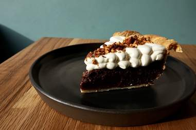 Banty Rooster pie